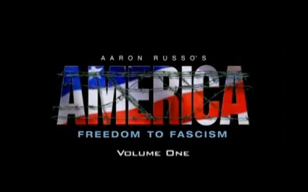 MSV Aaron Russo Fascism