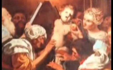 MSV Jewish Child Sacrifice