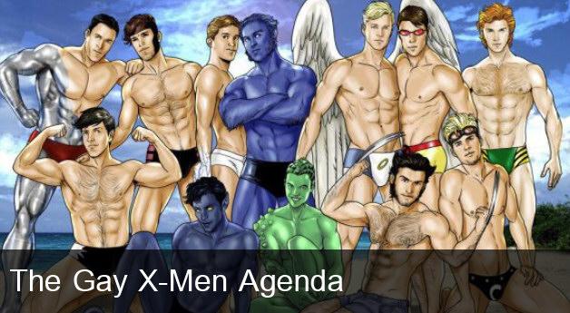 Gay X-Men