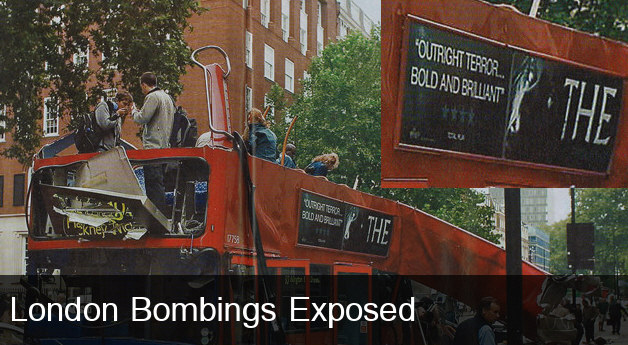London Bombings Exposed - 7/7 Ripple Effect
