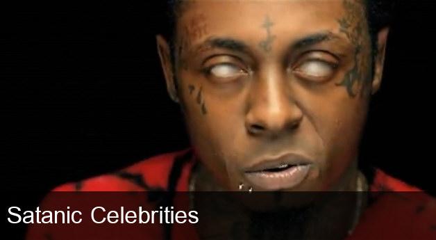 Featured Satanic Celebrities